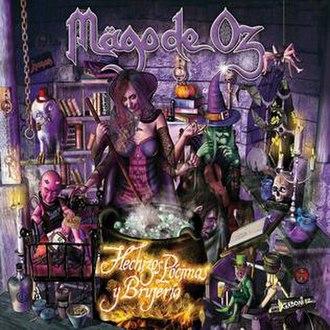 Hechizos, pócimas y brujería - Image: Mago de Oz Hechizos, pocimas y brujeria