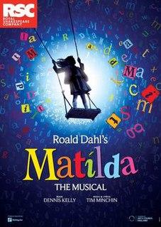 <i>Matilda the Musical</i>