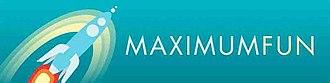 Maximum Fun - Image: Maximum Fun rocket ship logo