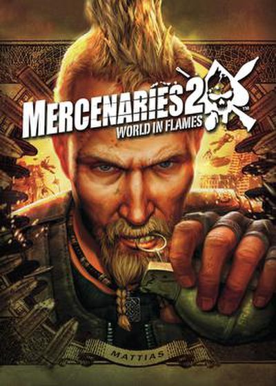 Picture of a game: Mercenaries 2: World In Flames