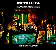 Metallica - No Leaf Clover cover.jpg