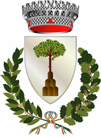 Coat of arms of Montalcino