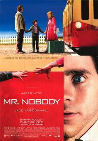 Mr. Nobody (film) - Theatrical release poster
