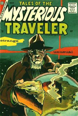 The Mysterious Traveler - Image: Mysterioustraveler 0358