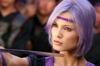 Ayane (Dead or Alive) - Natassia Malthe as Ayane in  DOA