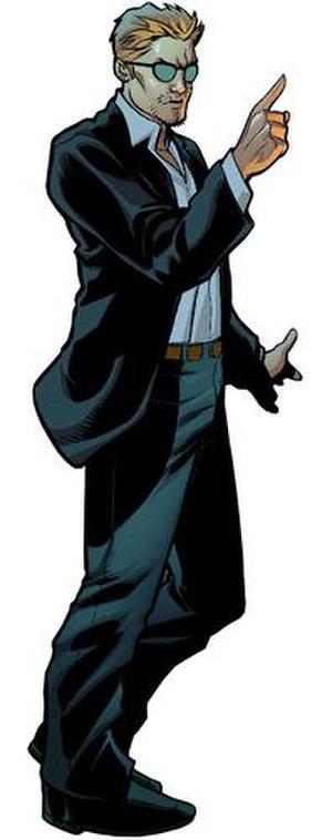 Nemesis (DC Comics) - Agent Tresser in Wonder Woman