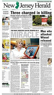 <i>New Jersey Herald</i>