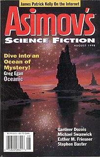 Oceanic (novella) novella by Greg Egan