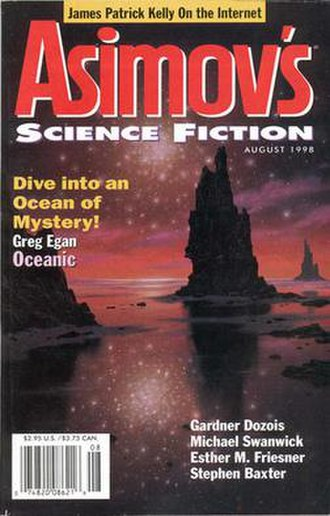 Oceanic (novella) - Image: Oceanic ASF