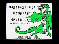 Odyssey: The Compleat Apventure