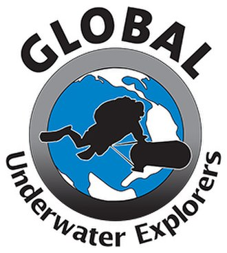 Global Underwater Explorers - Image: Official GUE Logo fair use only