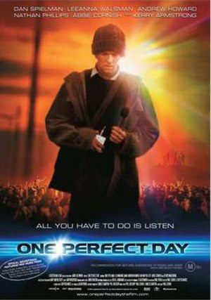 One Perfect Day (2004 film) - Image: One Perfect Day