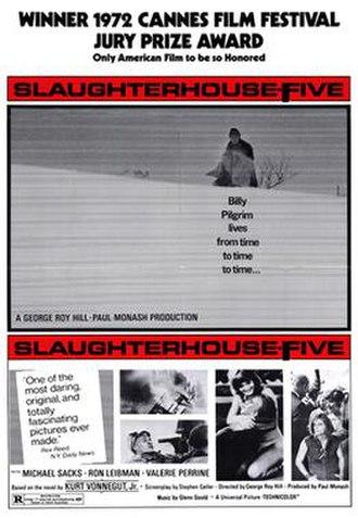 Slaughterhouse-Five (film) - original film poster