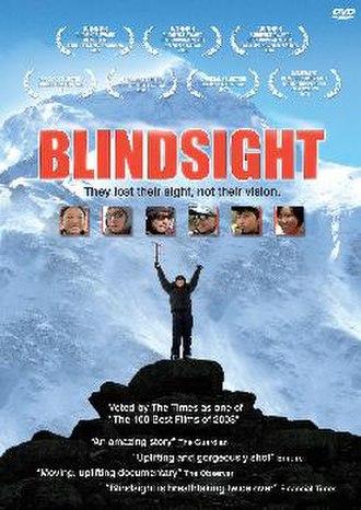 Blindsight (film) - UK DVD Sleeve Blindsight
