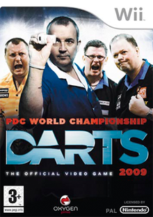 PDC 2009 Game Cover.png