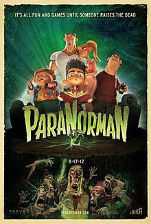 Watch ParaNorman Movie Online Free 2012