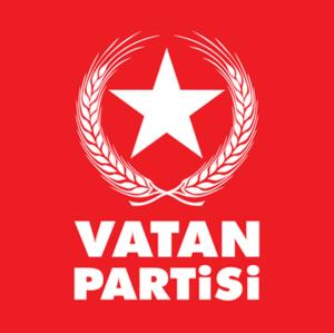 Patriotic Party (Turkey) - Image: Patriotic Party Turkey