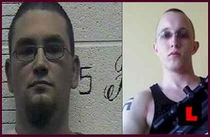 Barack Obama assassination plot in Tennessee - The alleged assassination plotters, Paul Schlesselman (left) and Daniel Cowart
