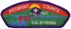Piedmont Council California CSP.png