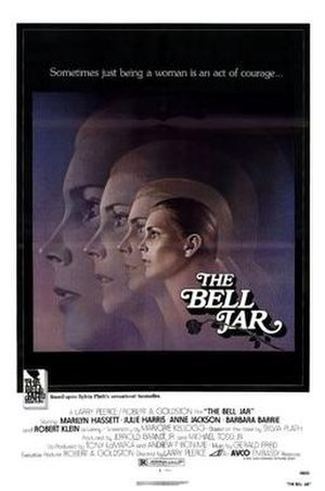 The Bell Jar (film) - Image: Poster of The Bell Jar (film)