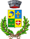 Coat of arms of Pragelato