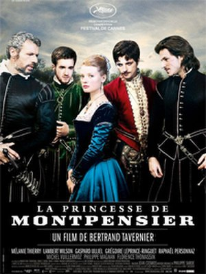 The Princess of Montpensier - Theatrical release poster
