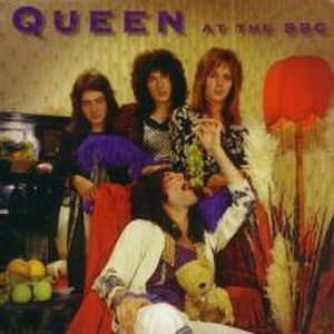 At the Beeb (Queen album) - Image: Queen at the bbc