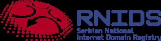 .rs - Image: RNIDS logo en