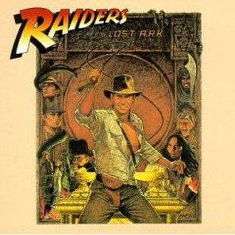 Raiders of the Lost Ark (soundtrack) - Image: ROTLA soundtrack 2
