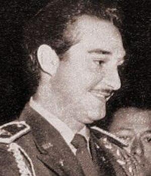 Ramfis Trujillo - Ramfis Trujillo (mid-1950s)