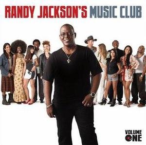 Randy Jackson's Music Club, Vol. 1 - Image: Randy Jacksons Music Club Vol 1