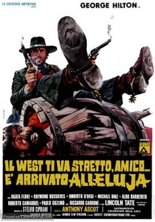 <i>Return of Halleluja</i> 1972 film by Giuliano Carnimeo