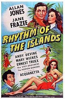 <i>Rhythm of the Islands</i> 1943 film by Roy William Neill