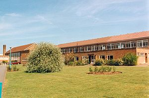Riddlesdown Collegiate - Image: Riddlesdown