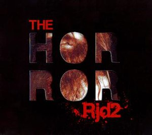 The Horror - Image: Rjd 2horrorep