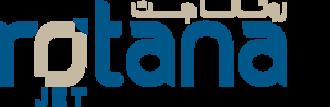 Rotana Jet - Image: Rotana Jet logo