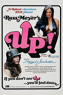 <i>Up!</i> (1976 film) 1976 film by Russ Meyer