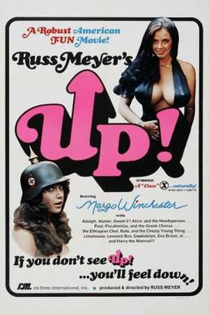 Up! (1976 film) - Film poster for Up!