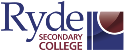 Ryde Secondary College Logo