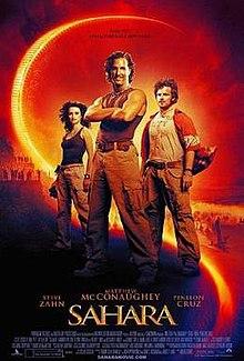 Download Sahara (2005) Dual Audio {Hindi-English} 480p | 720p