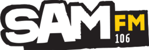 Sam FM (South Coast) - Image: Sam FM South Coast logo
