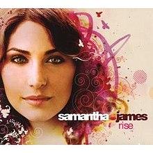 Rise (Samantha James album) - Wikipedia