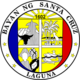 Official seal of Santa Cruz