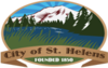 Official seal of St. Helens, Oregon
