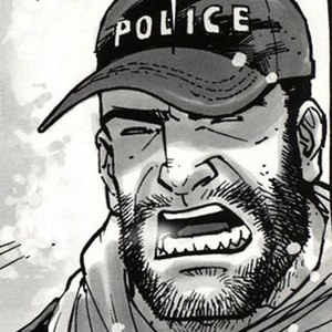 Shane Walsh (The Walking Dead) - Shane, as depicted in the comic book series.