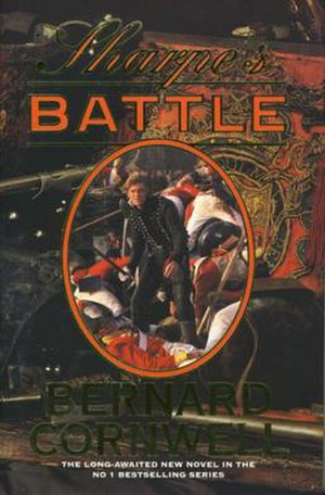 Sharpe's Battle (novel) - First edition