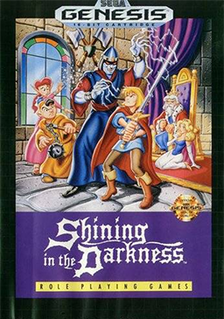 <i>Shining in the Darkness</i> 1991 video game