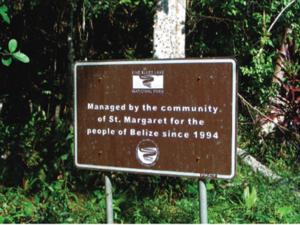 Five Blues Lake National Park - St Margaret's Village