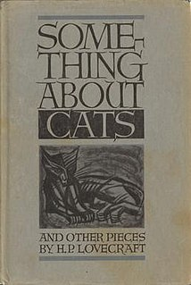 <i>Something About Cats and Other Pieces</i>