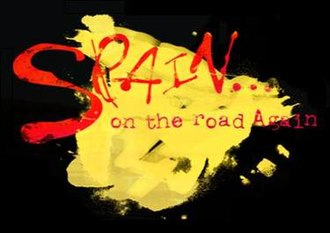 Spain... on the Road Again - Image: Spain Road